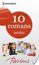 10 romans Passions inédits + 1 gratuit (n°452 à 456 - mars 2014)