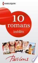 10 romans Passions inédits (n°441 à 445 - janvier 2014)