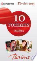 10 romans Passions inédits (no518 à 522 - Février 2015)