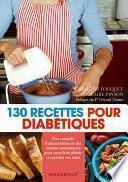 130 recettes pour diabétiques