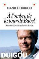 A l'ombre de la tour de Babel