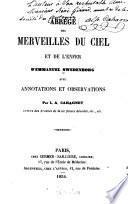Abrégé des Merveilles du ciel et de l'enfer d'Emmanuel Swedenborg avec annotations et observations