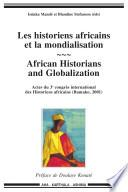 African historians and globalization