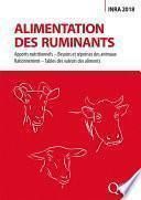 Alimentation des ruminants