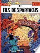 Alix (Tome 12) - Le Fils de Spartacus