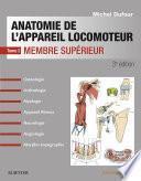 Anatomie de l'appareil locomoteur-Tome 2