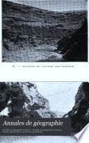 Annales de géographie