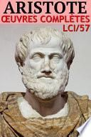 Aristote - Oeuvres Complètes (Annoté)