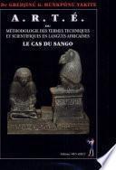 ARTE ou méthodologie des termes techniques et scientifiques en langues africaines