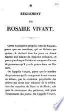Association du Rosaire vivant