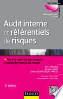 Audit interne et référentiels de risques - 2e éd.