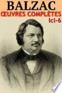 Balzac - Oeuvres Complètes Illustrées LCI/6