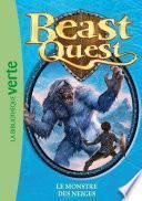 Beast Quest 05 - Le monstre des neiges