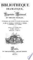 Bibliothèque dramatique: Étienne, C.G.: Cendrillon. Les deux gendres. Joconde. Le rossignol. Les plaideurs sans procès