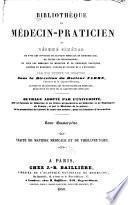 Bibliothèque du médecin-pratician