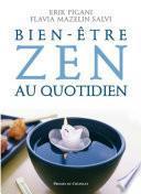 Bien-être Zen au quotidien