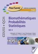 Biomathématiques - Probabilités - Statistiques (Cours + QCM)