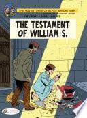 Blake et Mortimer - Volume 24 - The Testament of William S.