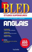 Bled Anglais - Nouvelle Édition