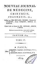 Bulletin de l'Ecole de Médecine de Paris et de la Société établie dans son sein