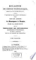 Bulletin universel des sciences et de l'industrie. 5