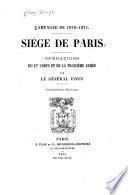 Campagne de 1870-1871
