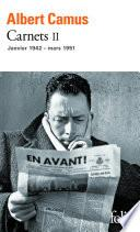 Carnets (Tome 2) - janvier 1942 - mars 1951
