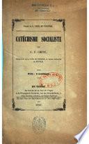 Catéchisme socialiste