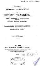 Célèbres Peintures et Sculptures des Musées Étrangers