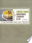 Cheese-Cakes, Brownies, Cookies Co