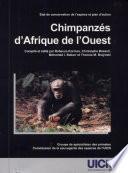 Chimpanzés d'Afrique de l'ouest