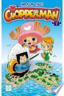 Chopperman Chapitre 1