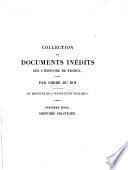 Chronique du religieux de Saint-Denys contenant le regne de Charles VI, de 1380 a 1422