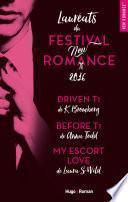 Coffret Lauréats du Festival New Romance 2016