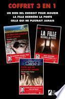 Coffret Noir Les Nouveaux Auteurs 2017