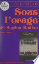 Comprendre Sous l'orage de Seydou Badian