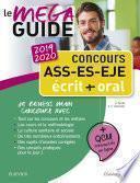 Concours ASS - ES - EJE - Le Méga Guide 2019-2020