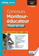 Concours Moniteur-éducateur - Tout-en-un