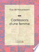 Confessions d'une femme