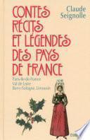 Contes, récits et légendes des pays de France 4