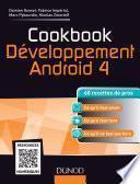 Cookbook Développement Android 4