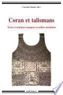 Coran et talismans
