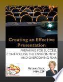 Creating an Effective Presentation