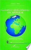 Culture et développement en Afrique