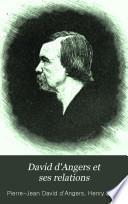 David d'Angers et ses relations