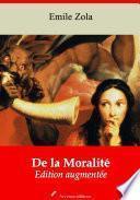 De la Moralité