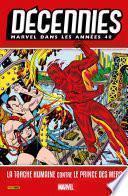 Décennies : Marvel dans les années - 40