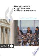 Des partenariats locaux pour une meilleure gouvernance