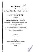 Dévotion à Sainte Anne et à Saint Joachim