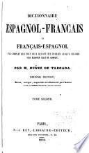 Diccionario frances-español y español-frances ...